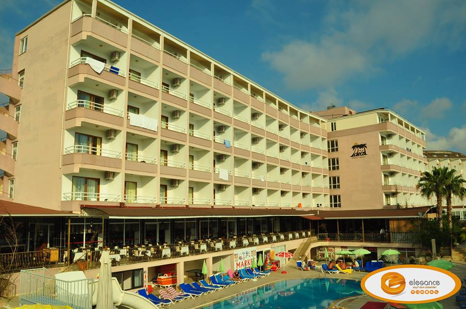 İdeal Beach Hotel