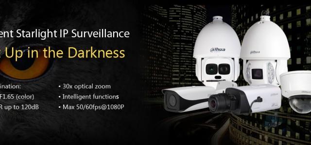 Yeni Dahua Starlight Kameralar