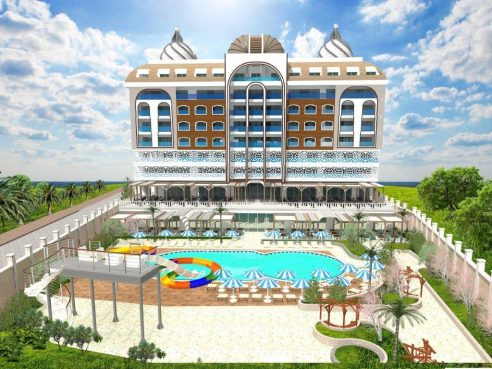 Al Bahir Deluxe & Spa Resort